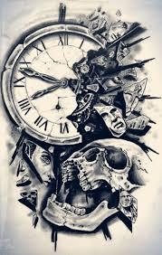 clock tattoo on hand best 20 clock tattoo design ideas on pinterest clock tattoos