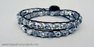 double wrap bracelet images Double wrap bracelet happy hour projects jpg