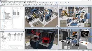 ciros studio for 3d factory simulation verosim solutions