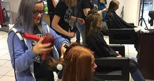 student haircuts glasgow here s how you can get a free haircut in exchange for a foodbank