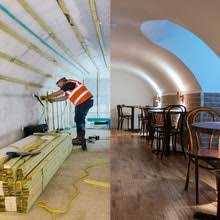 Basement Waterproofing Specialists - safeguard europe damp proofing and waterproofing specialists for