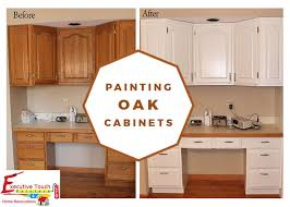 what paint to use on oak cabinets how to paint oak cabinets filling grain executive touch