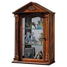 Jenlea Shoe Storage Cabinet Jenlea Wall Mounted Curio Cabinet Wayfair