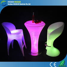 Led Bistro Table Plastic Bistro Table Plastic Bistro Chair Plastic Bistro Chair