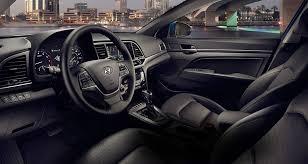 2012 Hyundai Elantra Interior The New 2017 Hyundai Elantra At Earnhardt Hyundai North Scottsdale