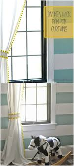 Ideas For Curtains 20 And Easy Diy Curtain Ideas To Dress Up Your Windows