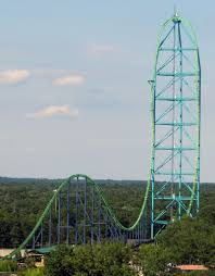 Six Flags Rides New Jersey With A 418 U0027 Drop The Kingda Ka Is The Worlds Tallest Roller