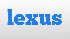 logo of lexus car brand lexus meaning and pronunciation youtube