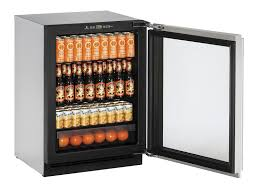 Glass Refrigerator Doors by Glass Front Refrigerator For Home Showcasing Shop Style In Private