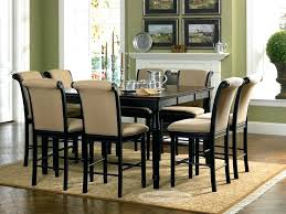 square dining table set for 8 8 chair dining room set table best seater design ideas seat 4 square