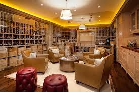 wine cellar table wine cellar contemporary basement giannetti home