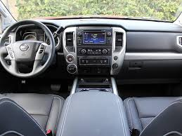 Nissan Titan 2004 Interior 2017 Nissan Titan Xd Road Test And Review Autobytel Com