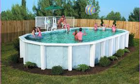Above Ground Pool Landscaping Ideas 21 Incredible Landscape Ideas With Above Ground Pool Thorplccom