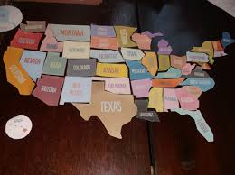 United States Map Puzzle by How To Teach United States Geography Home Schooling In The Burbs