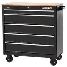 home depot black friday workbench husky 52 in w 9 drawer mobile workbench 75809ah at the home depot