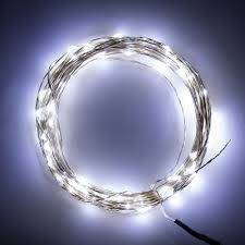 Led Light For Outdoor by Aliexpress Com Buy 33ft 10m 100 Led Copper Wire String Lights