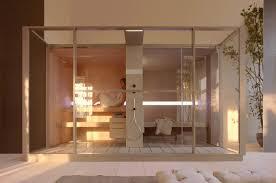 sauna in bagno sistema sauna e hammam logica effegibi