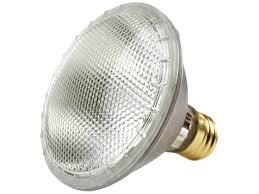 plusrite 55w 120v par30 halogen flood bulb 55par30 eco fl 120