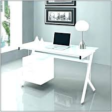 ikea glass top ikea white vanity desk white desk glass top computer desk white
