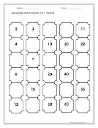 skip counting by 10s worksheets kindergarten u0026 worksheet 564729