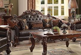 Victorian Style Sofas For Sale by Sally Victorian Style Leather Sofa