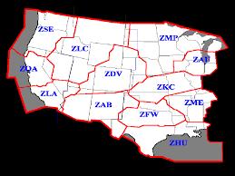 Turbulence Map Usa by Wxaviation Flight Planning