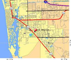 map of naples fl naples fl zip codes map zip code map