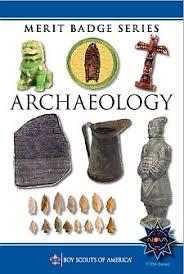 archaeology merit badge