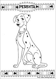 101 dalmatians coloring pages coloring book