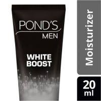 Ponds Baru info harga baru ponds white boost moisturizer 20ml lengkap