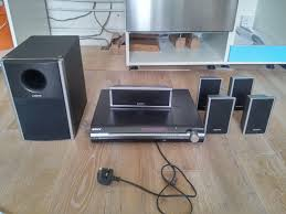home theater stereo system sony surround sound home theater stereo system with dvd in leith