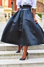 best 25 taffeta skirt ideas on pinterest full skirts fashion