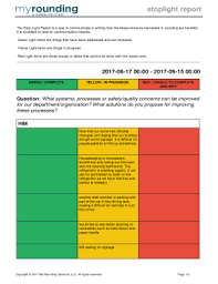 stoplight report template https portal myrounding signin edit fill out