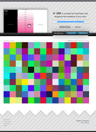 Beautiful Color Palettes by Color Analysis When Designing For Mobile Devices Part 2 Color