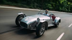 happy 60th birthday lotus caterham seven how are you ageing