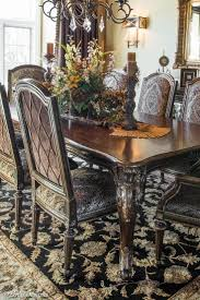 decorated dining rooms decor amazing costco dining room sets with charming patterns for