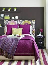 d馗oration chambre en ligne 1001 idées pour la décoration d une chambre gris et violet