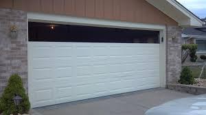 clopay wood garage doors clopay classic collection premium series elegant long four panel