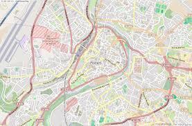 map of poitiers poitiers map latitude longitude free maps
