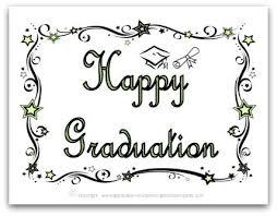 graduation photo cards free printable graduation cards