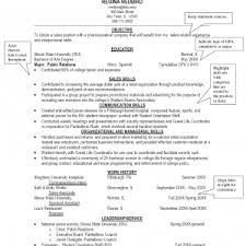 resume format skills exol gbabogados co