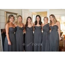 charcoal grey bridesmaid dresses charcoal bridesmaid dresses wedding ideas charcoal