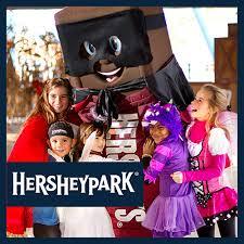 Hershey Halloween Costume Halloween Fun Hershey Hersheypark Dark Ad