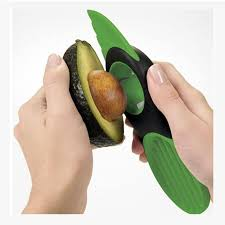 2017 avocado slicers shea fruit section cutter knife hand held
