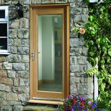 Exterior Doors Fitted Made To Measure External Doors With Glass Fitted Made To Measure