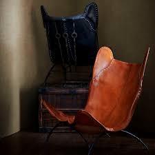 Ralph Lauren Armchair Contemporary Armchair Leather New Safari Ralph Lauren Home