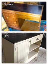 2perfection decor how to transform a vintage desk console into a