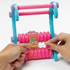 kit bracelet rainbow images Bracelet bead weaver loom set 003641 details rainbow resource jpg