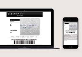 wedding gift debenhams gift cards vouchers debenhams
