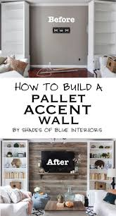 Accent Wall Tips by Best 25 Pallet Accent Wall Ideas Only On Pinterest Pallet Walls